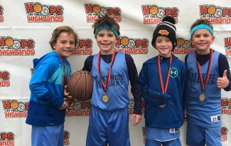 1st Grade Boys - Lakewood Sharks
