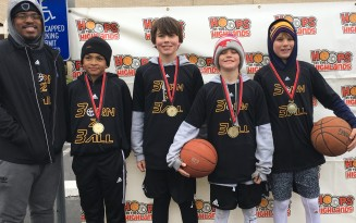 5th Grade Boys - Triumph Gold 2025